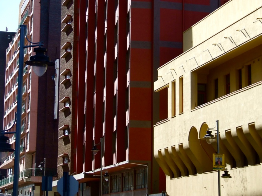 buildings in Hillbrow