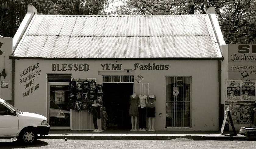 blessed yemi fashions kuruman