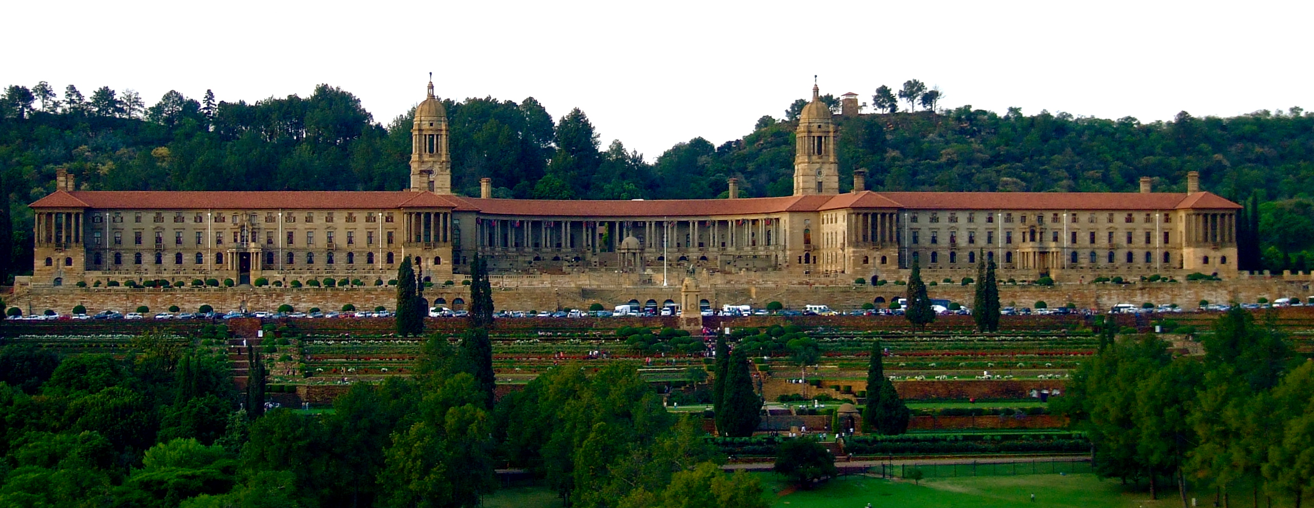 Pretoria South Africa  city photos gallery : pretoria union buildings seat of south african government