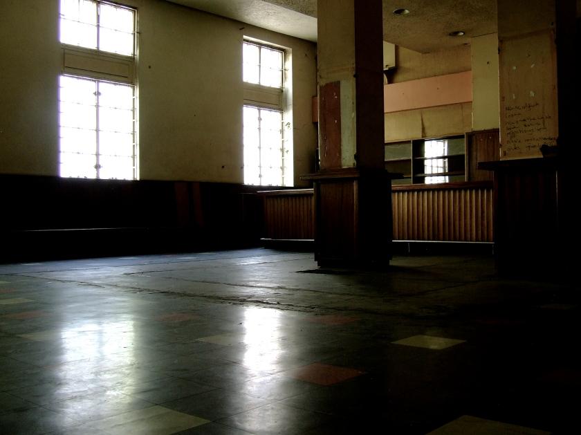 old park station cafetaria, johannesburg
