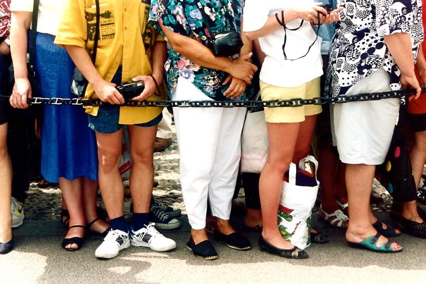 monaco tourists 1993
