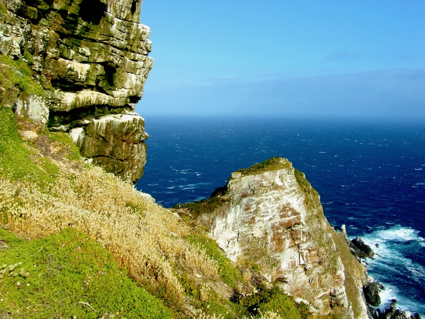 spectacular cape point view