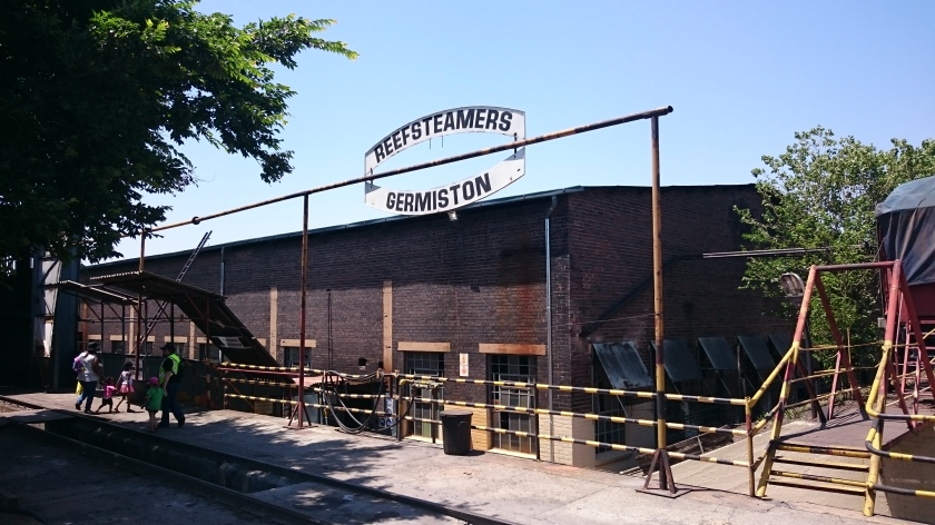 Reefsteamer's Germiston Depot